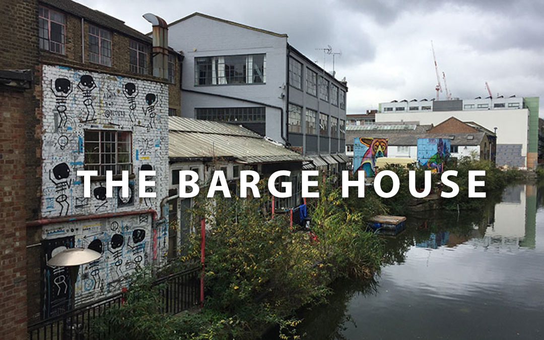 London – The Barge House [Week 36]
